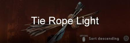 Tie rope light horizon zero dawn gamea use to temporarily remove machines from the fight or for easier targeting of machine parts aloadofball Images